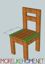 Simple Chair Free Plans To Build A Brooklyn Chair Simple Diy Projects