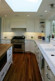Kitchen Under Cabinet Heating Melbourne Large Kitchen Sinks Contemporary With Down Faucets