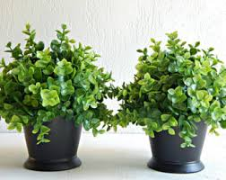 artificial plants artificial plants etsy