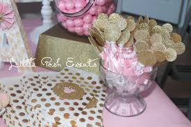 pink and gold party supplies gitalia s 1st birthday minnie mouse inspired posh events
