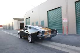 67 Mustang Black This U002767 Mustang Is Black And Gold And Awesome All Over