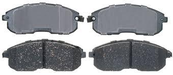 nissan altima brake pads amazon com acdelco 17d815c professional ceramic front disc brake