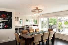 Wall Mirrors For Dining Room Espresso Standard Height Dining Sets Dining Room Transitional With
