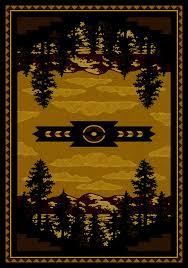 american dakota rugs southwestern rugs log cabin rugs