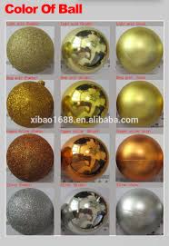 xibao brand colored shatterproof tree hang balls decor wholesale
