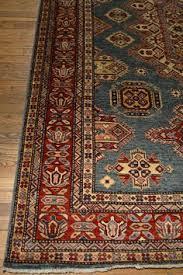 Pak Kazak Rugs Southwest Style Living Rooms All Rooms Living Photos Living