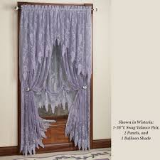 Sheer Curtains With Valance Curtain Touch Of Class Curtains For Home Decorating Ideas