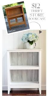 Reclaimed Wood Bookshelf Reclaimed Wood Bookcase Confessions Of A Serial Do It Yourselfer