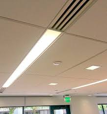 Fluorescent Ceiling Light Fixtures Kitchen Exposed Light Fixture Recessed Ceiling Fluorescent Linear For