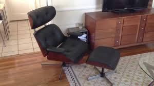 plycraft u0027eames u0027 lounge chair restoration youtube