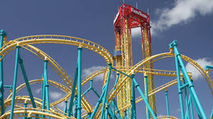 Parking At Six Flags Fiesta Texas All 16 Six Flags Parks In The U S Ranked The Manual
