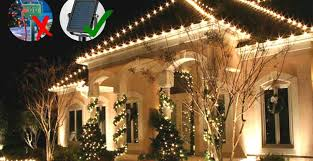 automatic outdoor christmas lights how to power outdoor christmas lights without an outlet country