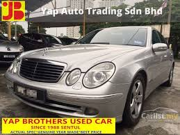 mercedes price malaysia search 191 mercedes e240 cars for sale in malaysia carlist my
