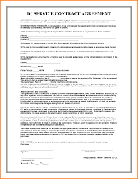 Sample Contract Letter Sample Contract For Services 3561622 Png Letter Template Word