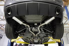 agency power catback exhaust including x pipe chevrolet camaro ss