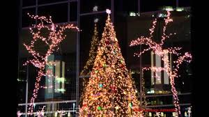 ppg place pittsburgh pa christmas tree youtube