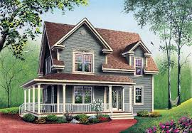 house plans country farmhouse house plan 65147 at familyhomeplans com