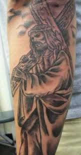 unique jesus tattoo designs for men on arm jesus tattoo pictures