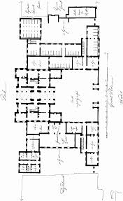 guard house floor plan plate 5 the proposed horse guards plan 1751 british history