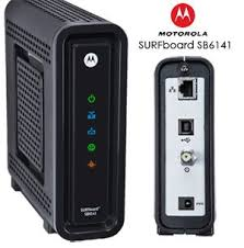 arris surfboard sb6141 lights amazon com motorola sb6141 comcast twc cox version docsis 3 0