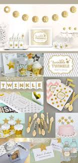 twinkle twinkle baby shower decorations twinkle baby