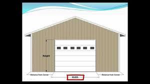 small garage door sizes garage doors commercial rollup3 garage door sizes archives nor