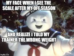 Stay Puft Marshmallow Man Meme - stay puft marshmallow man meme generator imgflip