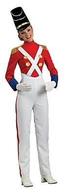 christmas costumes rubie s costume woman s christmas soldier costume