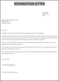 Example Of Making Resume by 18 Photos Of Template Of Resignation Letter In Word Marketing