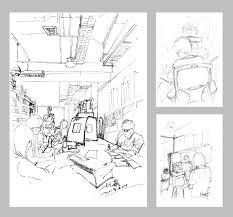 my sketching lecture and workshop in shenzhen sketchingjourney u0027s