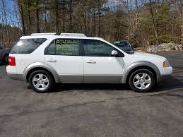ford crossover 2007 2007 ford freestyle for sale in chichester nh 03258