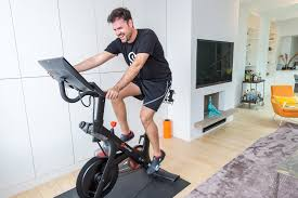 Hit The Floor Moving Screens - my two month ride with peloton the cultish internet connected