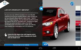 mazda website mazda6 android apps on google play