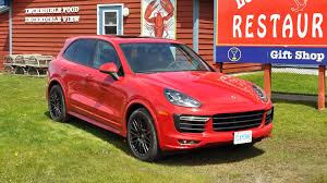 porsche cayenne 2016 colors 2017 porsche cayenne gts first drive review