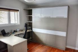 lit escamotable avec bureau fabricant lit mural avec bureau de travail rive sud et montréal