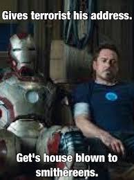 Iron Man Meme - my iron man 3 meme by chancethehedgie15260 on deviantart
