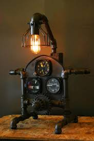 410 best lamps images on pinterest steampunk lamp lamp ideas