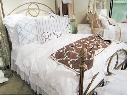 Graphic Duvet Cover Make Your Bed Dreamy Luxe Linens Cococozy