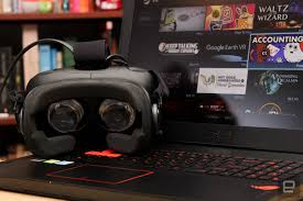 asus u0027 rog strix gl502vs is a mid range and vr ready gaming laptop