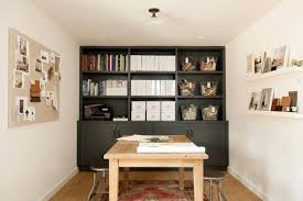 Home Office Bookshelf Ideas Black Bookcase Design Ideas