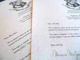 hogwarts letter template 28 images 25 best ideas about harry