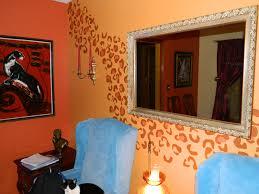 tiffanyaprilm leopard wall u0027do it yourself u0027