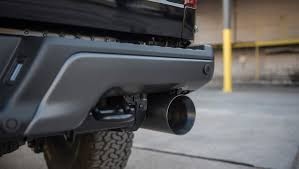 Ford Raptor Exhaust System - corsa performance 14397gnm corsa ford raptor exhaust sport system