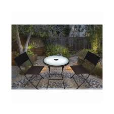 Led Bistro Table 3 Led Bistro Set Tj Hughes