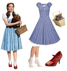 dorothy wizard of oz halloween costumes modern dorothy halloween costume