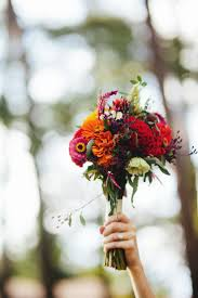 how to choose seasonal flowers for your wedding letterpress