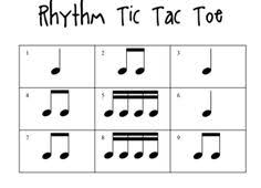 duplets in music anchor chart this is a one page free