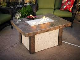 Firepit Patio Table by Modern Patio Furniture With Fire Pit Set Home Fireplaces
