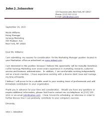 resume cover letters example resume cover letter free cover