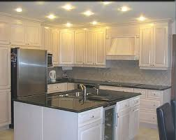 Painted White Kitchen Cabinets Before And After Fascinating White Oak Kitchen Cabinets Windigoturbines Paint Oak